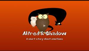 Alfred  og skyggen